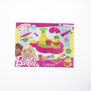 Barbie Cupcake Oyun Hamuru Seti