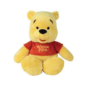 Disney Pooh Flopsies Peluş Sarı 35 cm