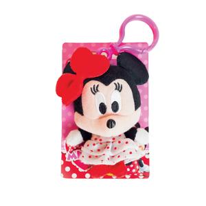 Disney I Love Minnie Anahtarlık Beyaz 10 cm
