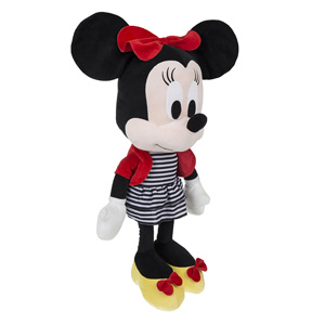 Disney I Love Minnie Monokrom 61 cm Siyah