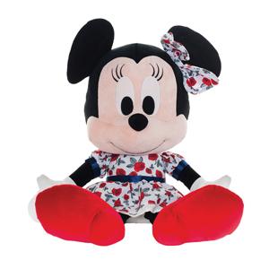 I Love Minnie Pembe Elbiseli 60 Cm 2+yaş Kırmızı