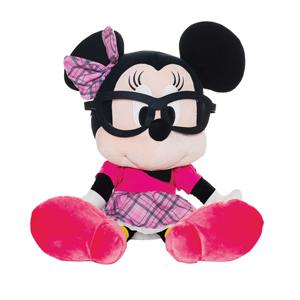 I Love Minnie Gözlüklü 60 Cm 2+yaş Pembe