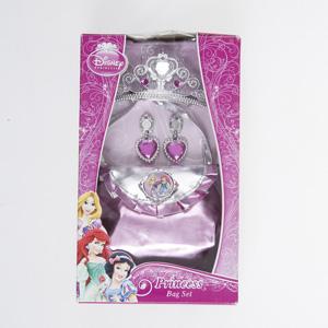 Disney Princess 4 Parçalı Çantalı Aksesuarlı Set
