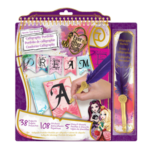 Fashion Angels Ever After High Güzel Yazı Tasarım Seti