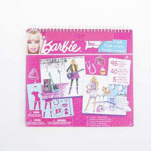 Fashıon Angels Barbıe Tasarım Portfolyo 3 Asorti (Moda Tasarımı-22273,