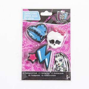 FA Monster High Puzzle Silgi-2 Asorti