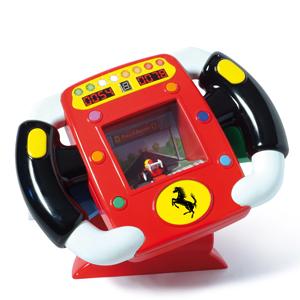 Ferrari İlk Simülatörüm