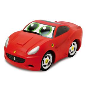 Ferrari California Soft Remote Control Kırmızı