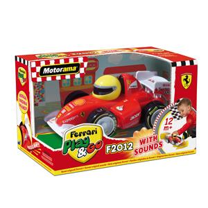 Ferrari F2012 Fw Sesli 12 Ay +