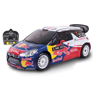 Nikko Citroen Ds3 WRC 2012 1:16 Uzaktan Kumandalı Araba