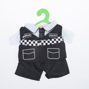 Sky Plus Police Uniform-40 cm