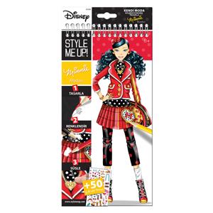 Smu Disney Tasarım Defteri-Minnie'nin Modası