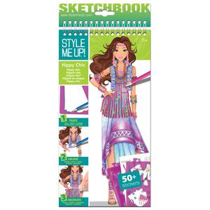 Smu Hippi Kıyafeter Moda Tasarım Defteri