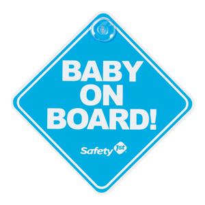 Safety First Arabada Bebek Var