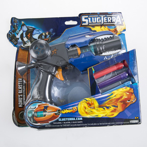 Slugterra Delüks Sülük Fırlatıcı ve Evo Dart Seri 1
