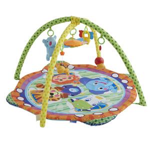 Soo Baby Oyun Halısı / Hayvanlar Alemi
