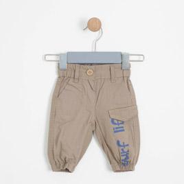 Erkek Bebek Pantolon Toprak (68 cm-2 yaş)