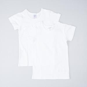 Erkek Çocuk Atlet Set Beyaz (2-6 yaş)