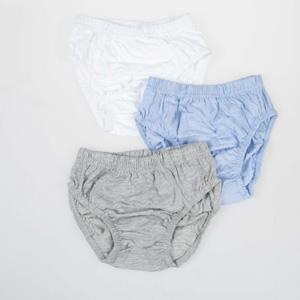 Erkek Çocuk İç Çamaşır Set Gri Melanj (2-6 yaş)