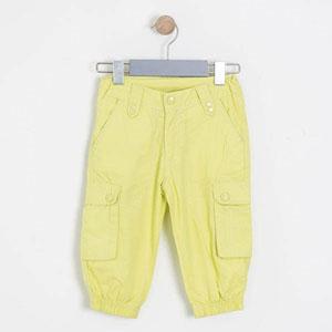 Erkek Çocuk Kapri Limon (3-7 yaş)