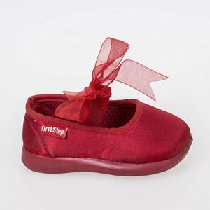 Bebebk Ayakkabı Saten Kurdeleli (19-20-21-22-23-24)