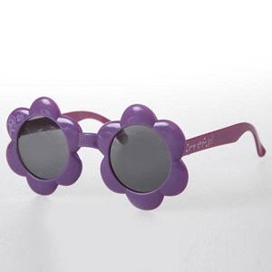 Kız Çocuk Gözlük Kırmızı