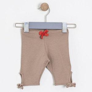 Kız Çocuk Pantolon Karamel (74 cm-3 yaş)