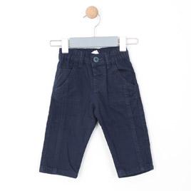 Erkek Bebek Pantolon Lacivert (74 cm-3 yaş)