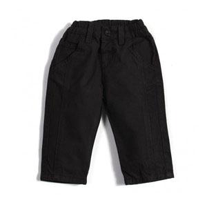 Erkek Bebek Pantolon Koyu Antrasit (74 cm-3 yaş)