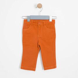Erkek Bebek Pantolon Kiremit (0-3 yaş)