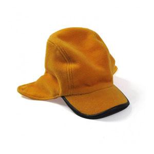 Erkek Bebek Şapka Hardal
