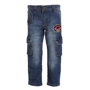 Best Friends Erkek Çocuk Pantolon Mavi (3-7 yaş)