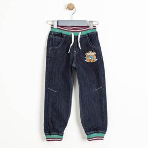 Disney Planes Erkek Çocuk Pantolon Koyu Indigo (1-7 yaş)