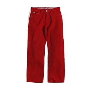 Urban Erkek Çocuk Pantolon Kırmızı (8-12 yaş)