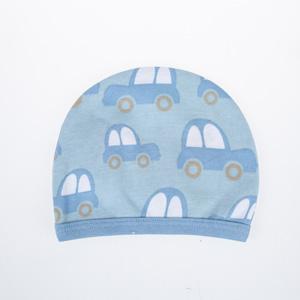 Erkek Bebek Şapka Mavi
