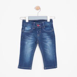 Kız Bebek Pantolon Koyu Indigo (74 cm-3 yaş)