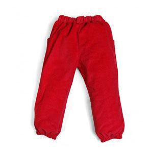 Kız Bebek Pantolon Fuşya (74 cm-3 yaş)