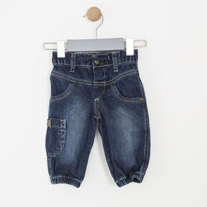 Kız Bebek Pantolon Lacivert (74 cm-3 yaş)