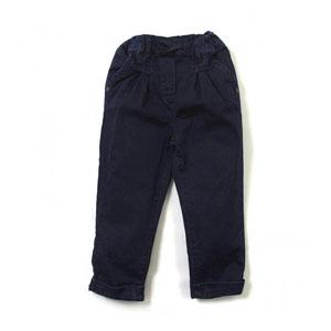 Kız Bebek Pantolon İndigo (74 cm-3 yaş)