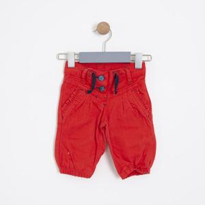 Kız Bebek Pantolon Kırmızı (74 cm-3 yaş)