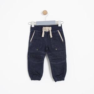 Kız Bebek Pantolon Açık Mavi (74 cm-3 yaş)