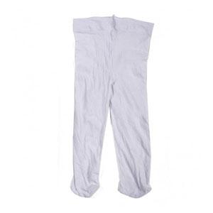 Kız Çocuk Mikro 50 Külotlu Çorap Beyaz (0-12 yaş)