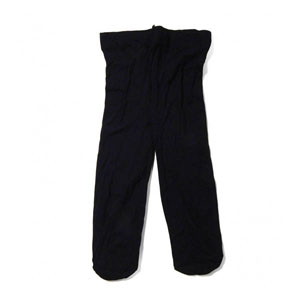 Kız Çocuk Mikro 50 Külotlu Çorap Lacivert (0-12 yaş)