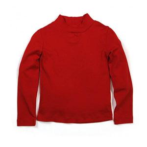 Kız Çocuk Uzun Kol Tişört Kırmızı (8-12 yaş)