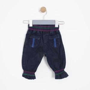 Kız Bebek Pantolon Mavi (62 cm-2 yaş)