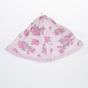Kız Bebek Şapka Toz Pembe