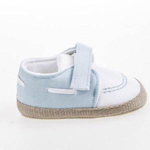 Erkek Çocuk Panama Hasırlı Ayakkabı