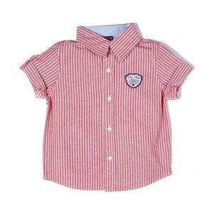 Erkek Çocuk Gömlek Kırmızı (74 cm-7 yaş)