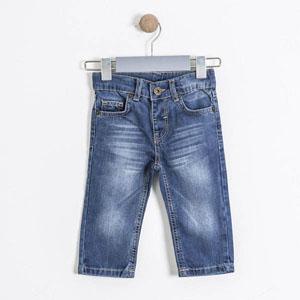 Erkek Çocuk Pantolon Açık Mavi (74 cm-7 yaş)