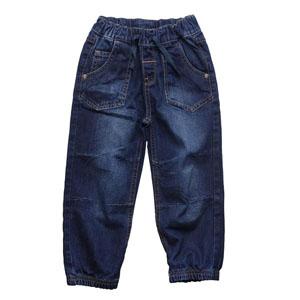 Erkek Çocuk Pantolon İndigo (74 cm-5 yaş)